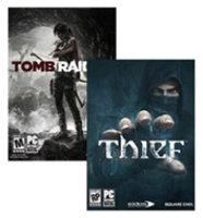 Crystal Dynamics, Inc. Tomb Raider + Thief