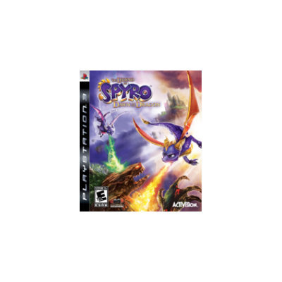 Activision The Legend of Spyro: Dawn of the Dragon