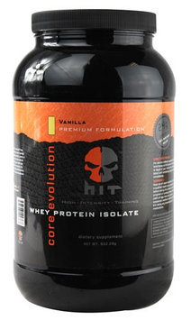 HIT SUPPLEMENTS Whey Protein Isolate, Vanilla, 30 Servings