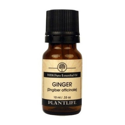 Plantlife Ginger 100% Pure Essential Oil - 10 ml