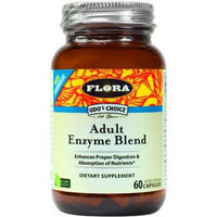 Udo's Choice - Adult Enzyme Blend Capsules - 60 count (FFP)