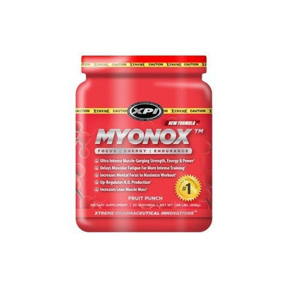 Myonox XPI - Build Lean Muscle - Faster Recovery and Gain Muscle Fast - Ultra Intense Muscle Growth Supplements