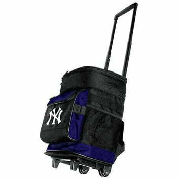 MLB New York Yankees Rolling Cooler