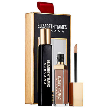 Elizabeth and James Nirvana Black Rollerball & Lip Set