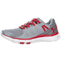 Under Armour Women's UA W Limitless TR Running Sneakers [Black/White/White, 8 B(M) US]