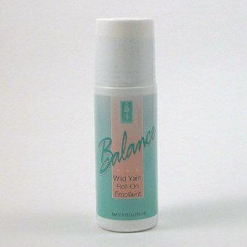 Avalon Wild Yam Roll-On Deodorant 3 oz 3 Ounces