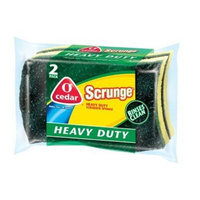 O Cedar O'Cedar Versus Scrunge Sponge 2 / Pack