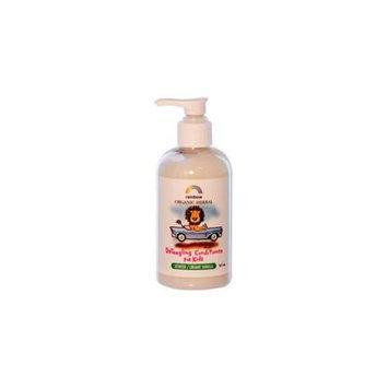 Rainbow Research 0796516 Organic Herbal Detangling Conditioner For Kids Creamy Vanilla - 8. 5 fl oz