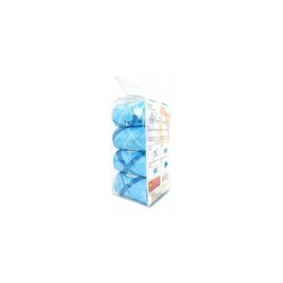Best Pet Supplies BDB-120B1 Diamond Bone Blue - 8Rolls-Bag