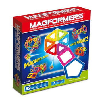 MAGFORMERS Magformers - 62 Extreme FX Set