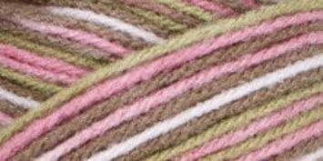 Coats: Yarn Red Heart Super Saver Yarn-Pink Camo