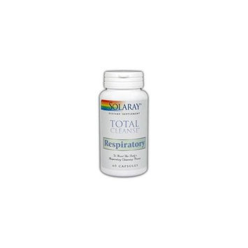 Total Cleanse Respiratory Solaray 60 VCaps
