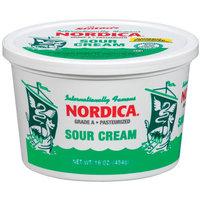 Nordica: Sour Cream, 16 Oz