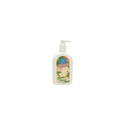 Kiss My Face - Moisture Soap Almond Creme, 9 fl oz liquid