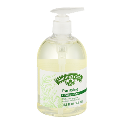 Nature's Gate Purifying Liquid Soap