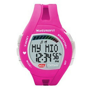 MIO Motiva Pink Heart Rate Monitor