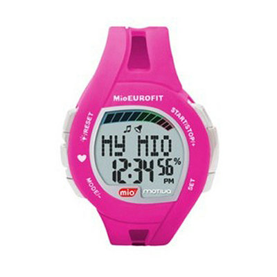 MIO Motiva Pink Heart Rate Monitor