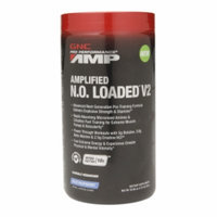 Gnc Pro Performance Amp GNC Pro Performance AMP Amplified N.O. Loaded V2, Blue Raspberry, 1.15 lb