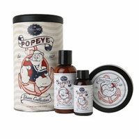 Razor MD Popeye Shave Collection, 3-Piece Collector's Tin