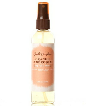 Carol's Daughter Orange Ambrosia Dry Oil Mist