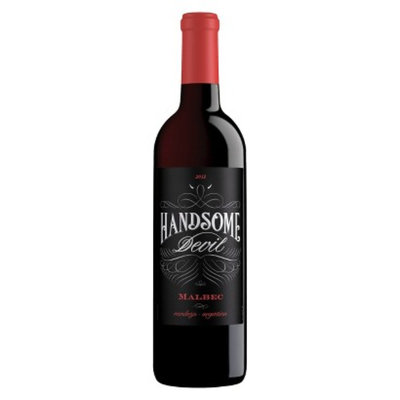 Trinchero Handsome Devil Malbec Wine 750 ml