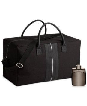 Montblanc Legend Intense 3.3 oz Eau de Toilette + Weekender Bag Gift