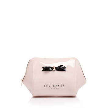 Ted Baker Rochel Extra Large Bow Trapeze Cosmetic Case