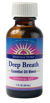 Heritage Products Deep Breath Essential Oil Blend 1 fl oz