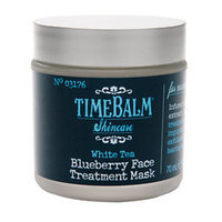 theBalm timeBalm Skincare Blueberry Face Treatment Mask