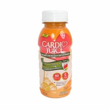 Cardio Juice Heart Healthy Beverage 24Pk, Orange, 1 ea