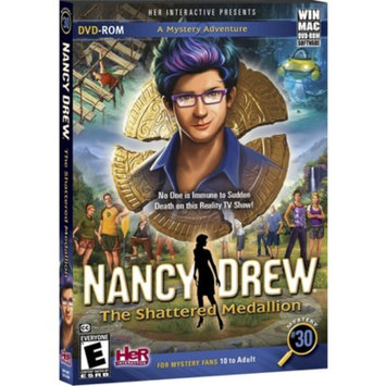 Her Interactive Nancy Drew: The Shattered Medallion (PC Game)