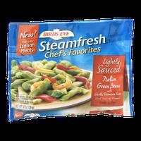 Birds Eye Steamfresh Chef's Favorites Italian Green Beans Lightly Sauced