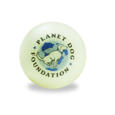Planet Dog Orbee-Tuff Glow for Good Ball, 2.5