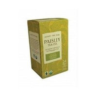 Paisley Tea Co. Organic Ginger Green (6x24 BAG)