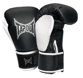 Topo-logic Systems, Inc. TapouT Black Muay Thai Boxing Glove