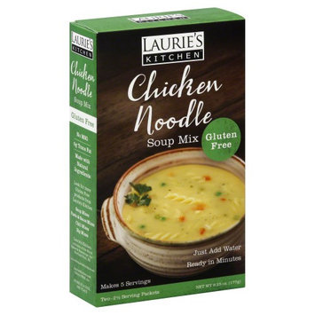 Naturally Lauries Mix Soup Chicken Ndle 177 Gr Pack of 6