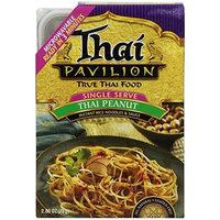 Thai Pavilion Single Serve Microwavable Thai Peanut, 2.65-Ounce Boxes (Pack of 6)