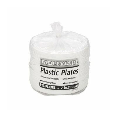 Tablemate Products Plastic Dinnerware / Plates