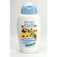 Italy's Bio-Bio Baby Certified Green and Organic Cleansing Oil-250 ml-For Your Green Home