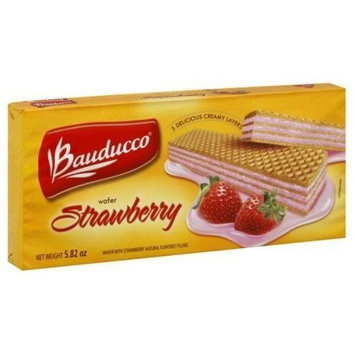 Bauducco Strawberry Wafers (18x5.82Oz )
