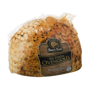 Boar's Head Deli Dinners Ovengold Turkey Breast