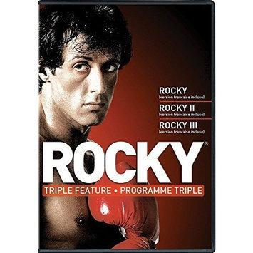 Rocky Triple Feature (Rocky / Rocky II / Rocky III)
