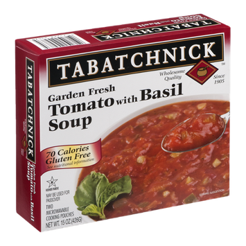 Tabatchnick Garden Fresh Soup Tomato with Basil