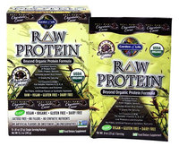 Garden of Life Organic Raw Protein Cacao - 15 x single packets (23g)