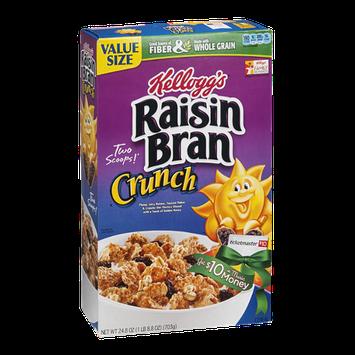 Kellogg's Cereal Raisin Bran Crunch