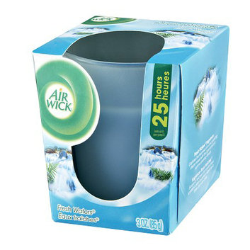 Air Wick Scented Candle Fresh Waters