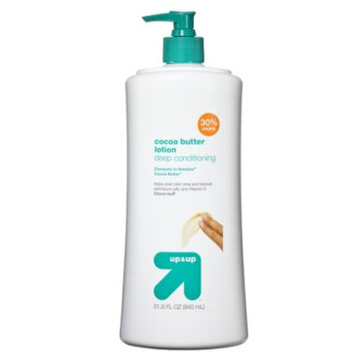 up & up Cocoa Butter Body Lotion - 31.8 oz.