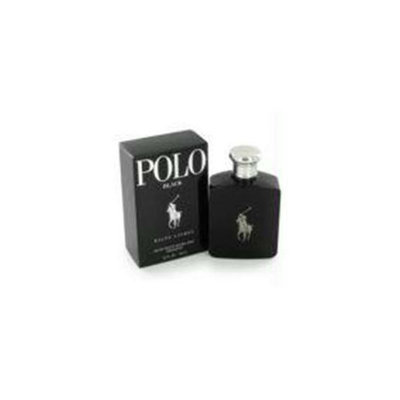 Ralph Lauren Polo Black by  Eau De Toilette Spray 2. 5 oz