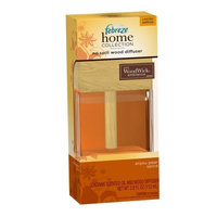 Febreze Home Collection No Spill Wood Diffuser Anjou Pear Spice, 3.8-Ounce