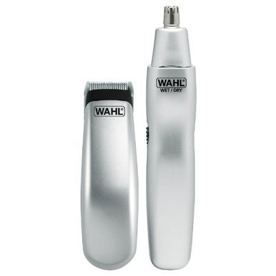 Wahl 9962-2001 Travel Gear Battery Trimmer, Detail and Grooming Kit